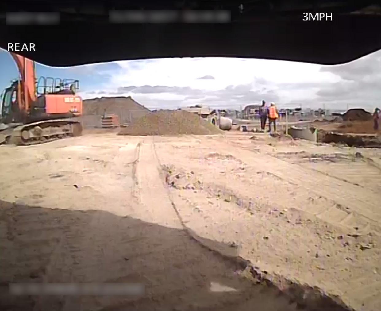 Rear Camera View